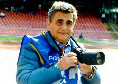 Lutto SSC Napoli, è morto Gianni de Bury: è stato il fotoreporter degli azzurri negli anni di Maradona