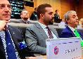 Il Napoli pesca il Barcellona agli ottavi, la reazione della dirigenza azzurra a Nyon [VIDEO]