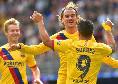 Il Barcellona pareggia i conti al 57': in rete Griezmann