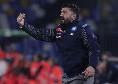 Sky - Confronto tra Gattuso e la squadra a Castel Volturno: faccia a faccia tra i calciatori