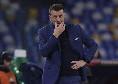 """D'Aversa non si fida: """"Miglior difesa e tiri in porta ma il Napoli non è senza punti deboli"""""""