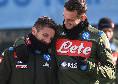Calciomercato Napoli, TuttoSport: Mertens ascolta l'offerta del Monaco, se accetta maxi bonus alla firma