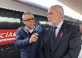 """Alvino: """"ADL in arrivo da Milano con volo privato: sarà al Maradona per la partita"""""""