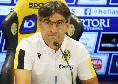 """Hellas Verona, Juric in conferenza: """"Non è stato un brutto Napoli, siamo noi ad aver fatto un'ottima gara. Per 75 minuti siamo stati d'altissimo livello"""""""