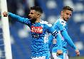 """Insigne e Mertens ritrovati, Gazzetta: Gattuso vuole esperienza e qualità, da loro si aspetta i gol """"pesanti"""""""