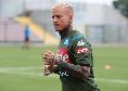 Serie B - Empoli in vantaggio contro il Frosinone, gran gol di dell'azzurro Ciciretti