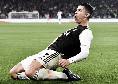 Cristiano Ronaldo fa retromarcia: cancellato il commento sul tampone per il Coronavirus