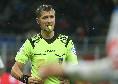 """L'ex arbitro Borriello: """"Orsato un top, episodio in Juve-Roma complicato. E quelle parole all'intervallo..."""""""