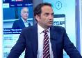 """Sky, Marani: """"Il Napoli ha il calendario migliore ed Osimhen, così mette pressione a Juve e Milan"""""""