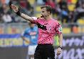 Benevento-Inter, l'arbitro Fourneau e il quarto uomo La Penna sostituiti per rischio coronavirus: erano in campo a Napoli-Genoa