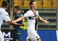 Parma, brutte notizie per D'Aversa: lesione muscolare alla coscia destra per Roberto Inglese, si teme un lungo stop