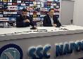 Napoli-Genoa, Gattuso in conferenza stampa: seguila su CN24