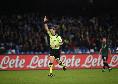 UFFICIALE - Napoli-Fiorentina, al San Paolo torna l'arbitro Pasqua