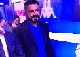 Napoli-Fiorentina: Mertens, Koulibaly, Ghoulam e Maksimovic negli spogliatoi per caricare i compagni [FOTO]