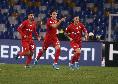 RILEGGI LA DIRETTA - Napoli-Fiorentina 0-2 (25' Chiesa, 74' Vlahovic): l'incubo continua e anche Iachini espugna il San Paolo...