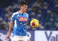 Napoli-Lazio, Il Mattino: prima da titolare per Demme, Meret torna tra i pali. Pronto anche il debutto di Lobotka
