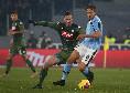 """Lazio, Leiva: """"Con il Napoli giochiamo una partita importante e poi c'è derby, dobbiamo recuperare"""""""
