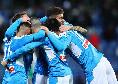 Caos Napoli, Gazzetta: in caso di sconfitta con la Lazio si andrà in ritiro fino a sabato