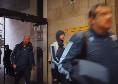 Lazio in partenza verso Napoli per la partita di domani al San Paolo [VIDEO]