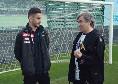 """Meret: """"Al Napoli pressioni e responsabilità, ma l'affetto dei tifosi è incredibile"""" [VIDEO]"""