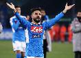 Sintesi Napoli-Lazio 1-0: highlights e gol. Prodezza di Insigne al 2', il San Paolo torna a vibrare! [VIDEO]