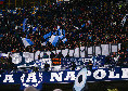 Biglietti Napoli-Juventus, la prevendita procede a gonfie vele: in esaurimento Distinti e Tribuna Posillipo, sold out la Curva B