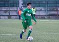 Napoli e Parma sul talento Parisi classe 2000 dell'Avellino: tra sei mesi andrà in scadenza di contratto [ESCLUSIVA]
