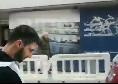 """""""La Roma è più vicina?"""", finito il summit tra Politano e gli agenti a Milano [VIDEO]"""