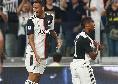 Coppa Italia, Juventus-Roma 3-1: infortunio muscolare per Danilo, salta il Napoli