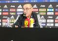 """Juve, Sarri: """"Napoli? Conosco i giocatori, resta una squadra forte e sarà difficile! Lì ho avuto un'esperienza forte e sentitissima"""""""