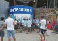 Napoli-Juventus, verso l'esaurimento anche Distinti e Tribuna Posillipo