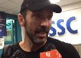 """Juventus, Buffon: """"Contro il Napoli sarà una sfida difficile! Alla Coppa Italia ci teniamo"""""""