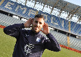 Tutino, che gol con l'Empoli: l'azzurro incanta contro il Chievo