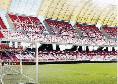 Restyling stadio Bari: lunedì iniziano i lavori al San Nicola, sediolini biancorossi per il club di De Laurentiis [FOTO]