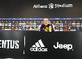 """Juventus, Sarri: """"So per i napoletani quanto è importante la partita contro la Juventus! Mi fischieranno? Dimostrazione d'affetto. La cosa che conta è portare a casa i tre punti"""""""