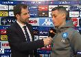 """Callejon: """"Sarri ci ha dato tre anni bellissimi ma ora è alla Juve, cercheremo di batterlo. Abbiamo bisogno di punti"""""""