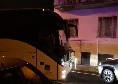 Gazzetta - Pullman Juve in incognito verso il San Paolo: senza scritte, contromano, scortato