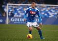 Napoli-Juve, Elmas si scalda: Insigne sotto osservazione per un colpo preso ieri in allenamento