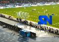 Le spettacolari immagini dei gol del Napoli visti dalla Curva! [VIDEO]