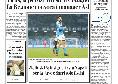 """La Repubblica, prima pagina: """"Festa Napoli, Sarri solo fischiato"""""""