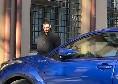 Calciomercato Napoli, Politano è arrivato a Villa Stuart per le visite mediche [FOTO E VIDEO]