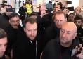Inter, Eriksen atterrato a Milano: ora le visite mediche e la firma