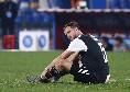 """Juventus un giorno in più a Napoli, Alvino su Twitter: """"Causa nebbia bianconeri bloccati in aeroporto"""""""