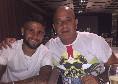 """Insigne, il suocero esalta Gattuso: """"Ha ridato dignità al Napoli e alla città! Goduria il ko Juve col gol di Lorenzo"""""""
