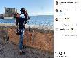 """Politano, la compagna Ginevra posta una foto a Napoli: """"New home"""" [FOTO]"""