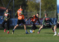 Il Napoli è nella Fase 3: intensa preparazione atletica per far fronte a partite ogni tre giorni
