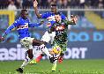Sampdoria-Napoli sarà la partita numero 2500 della formazione partenopea nella sua storia in Serie A: il dato