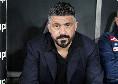 """Venerato a CN24: """"Gattuso commosso dai messaggi dei tifosi azzurri, si sente napoletano d'adozione e non intende lasciare Napoli"""""""