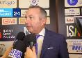 """Lauro: """"Il gesto che ha fatto Mertens dopo il gol segnato al Barcellona è un atto di stima e di amore nei confronti di Napoli"""""""