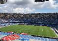 UFFICIALE - Firmata la delibera regionale per l'apertura degli stadi: Napoli-Genoa e Benevento-Inter con 1000 spettatori